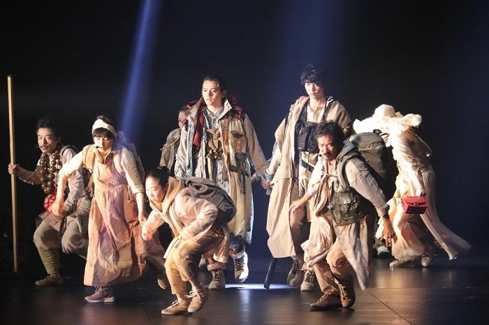 『オレステスとピュラデス』フォトコール