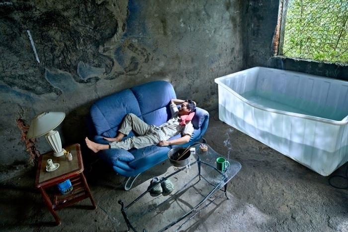 ツァイ・ミンリャン『蘭若寺の住人』 ©HTC VIVE ORIGINALS, photo by Chang Jhong Yuan