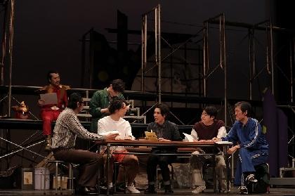 富田翔、十碧れいやのコメントが到着 舞台『知恵と希望と極悪キノコ』まもなく開幕