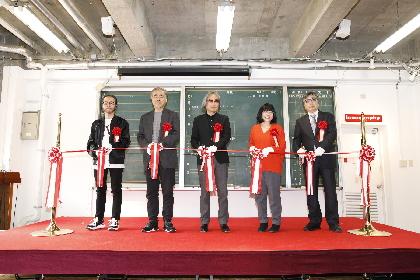 展覧会『ラフ∞絵』が開幕 秋本治、天野喜孝、大河原邦男、高田明美のラフ絵と完成画約1,400点を展示