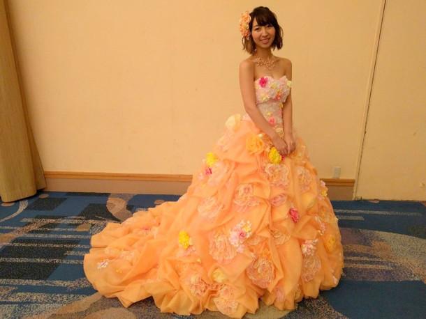 「BIRTHDAY PARTY 2015!」での飯田里穂。(写真提供:徳間ジャパンコミュニケーションズ)