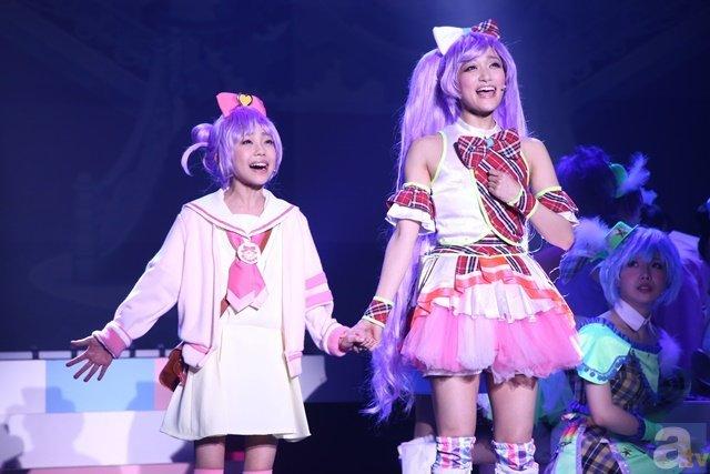 ライブミュージカル「プリパラ」2人のらぁらが未来を守るために奮闘