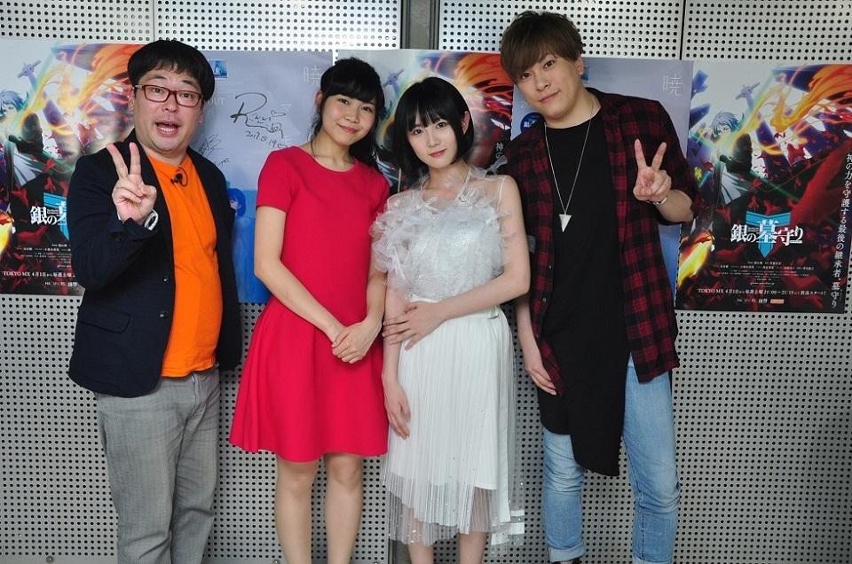(C)Tencent Inc./銀の墓守り製作委員会