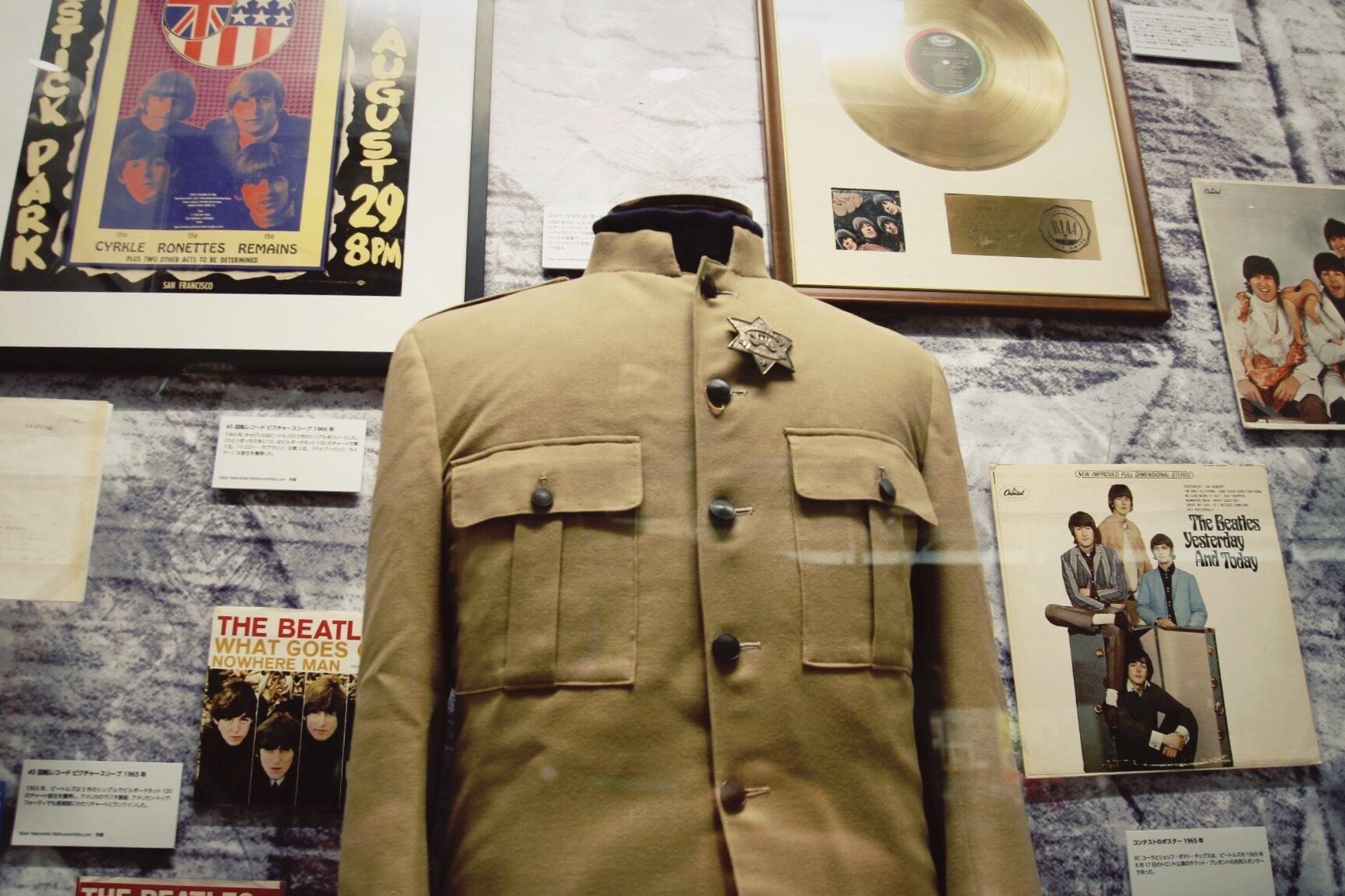 ポール・マッカートニーのステージコート
