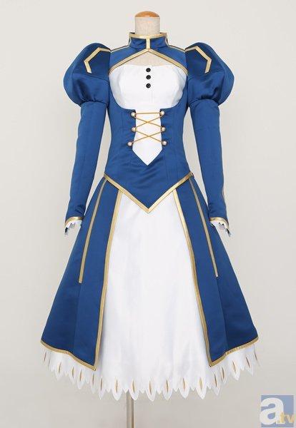 完全受注生産でセイバーのドレス&甲冑が登場。その価格はなんと!?
