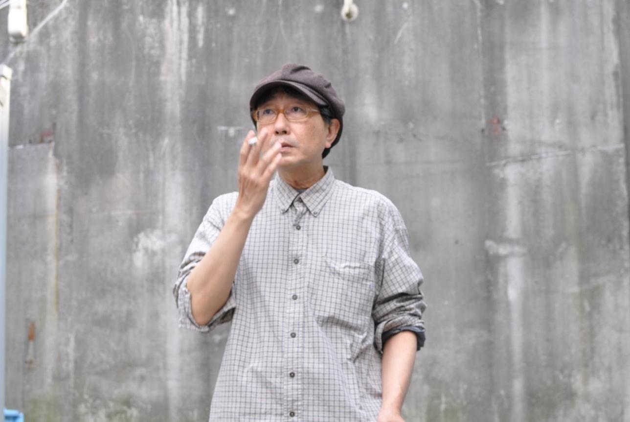 少年王者舘主宰 天野天街 (撮影:吉永美和子)