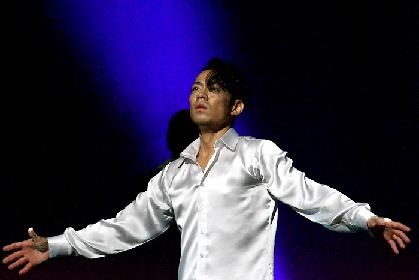シェリル・バーグと髙橋大輔がW主演『 LOVE ON THE FLOOR 2017』~愛を言葉以上に雄弁に表現する舞台が開幕
