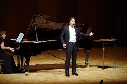 テノール歌手・秋川雅史が「千の風になって」発売から15周年を記念した全国ツアーを開催