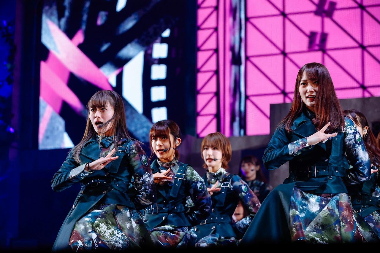 欅坂46『THE LAST LIVE』10月12日