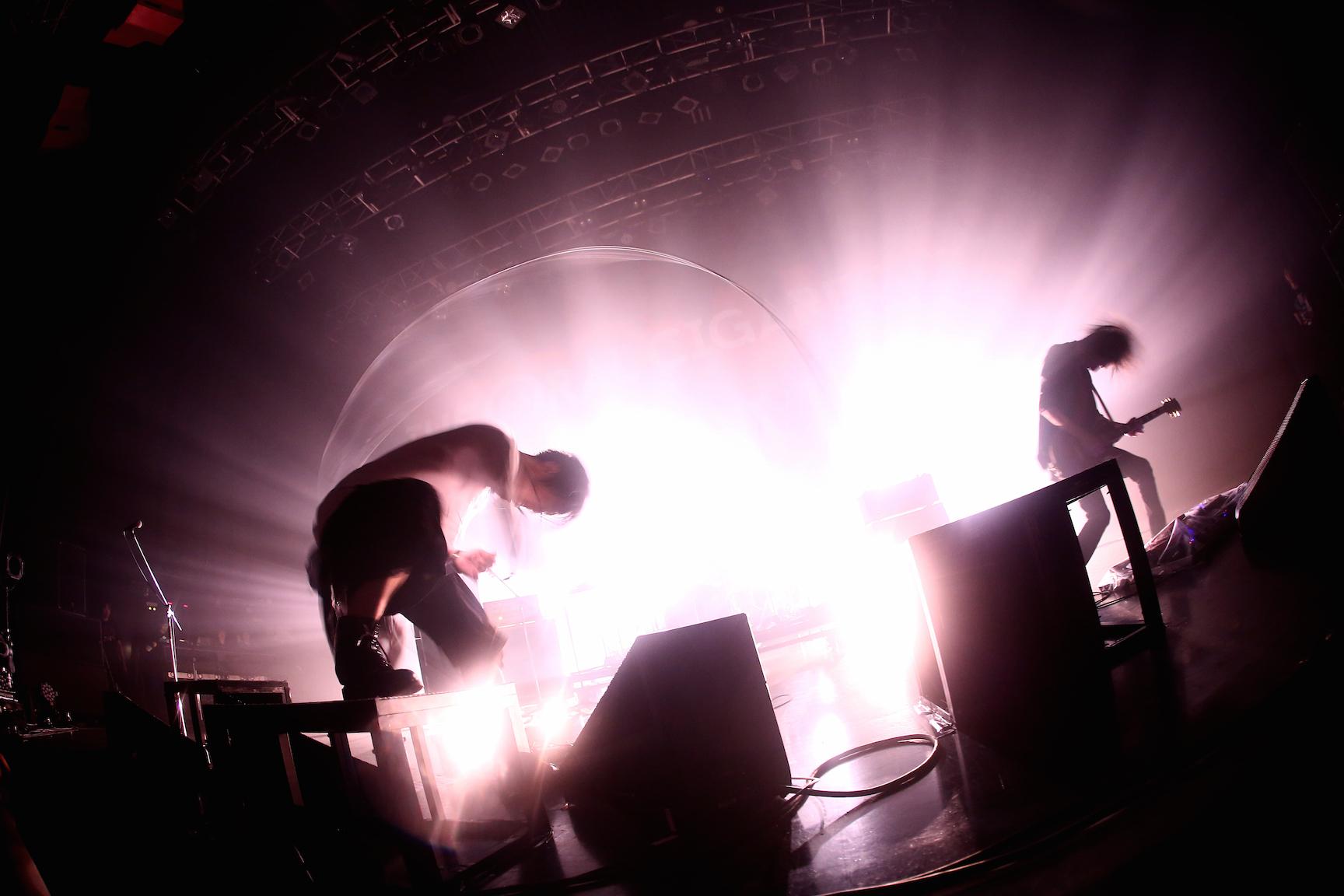 THE ORAL CIGARETTES  Photo by 鈴木公平