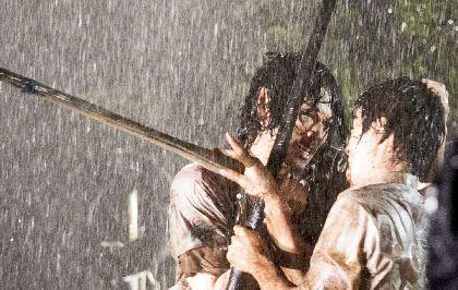 綾野剛VS村上虹郎、死闘の一部も公開!アクション指導が「綾野君は本当に『天才的な努力家』」と絶賛も 映画『武曲 MUKOKU』予告