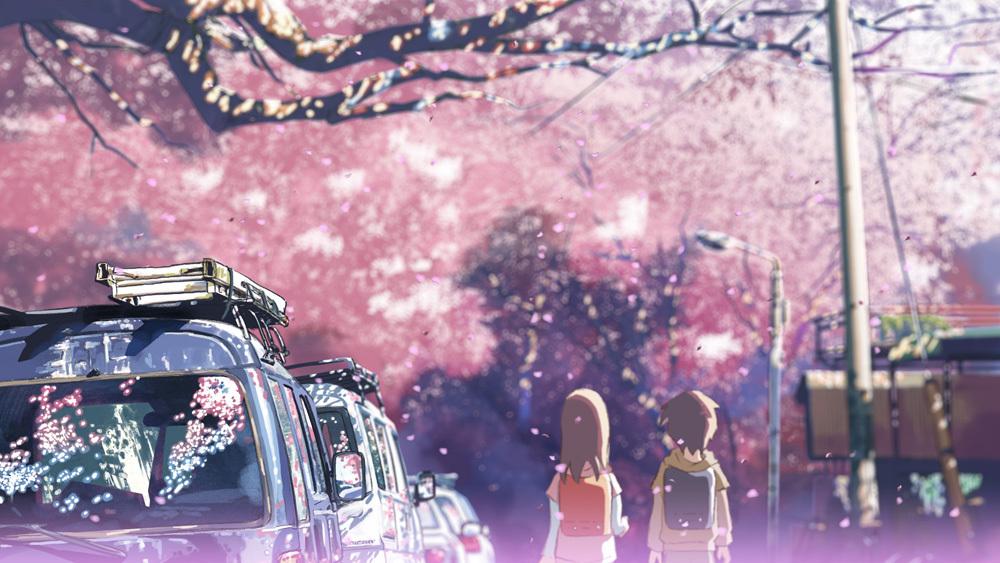 『秒速5センチメートル』 (C) Makoto Shinkai / CoMix Wave Films