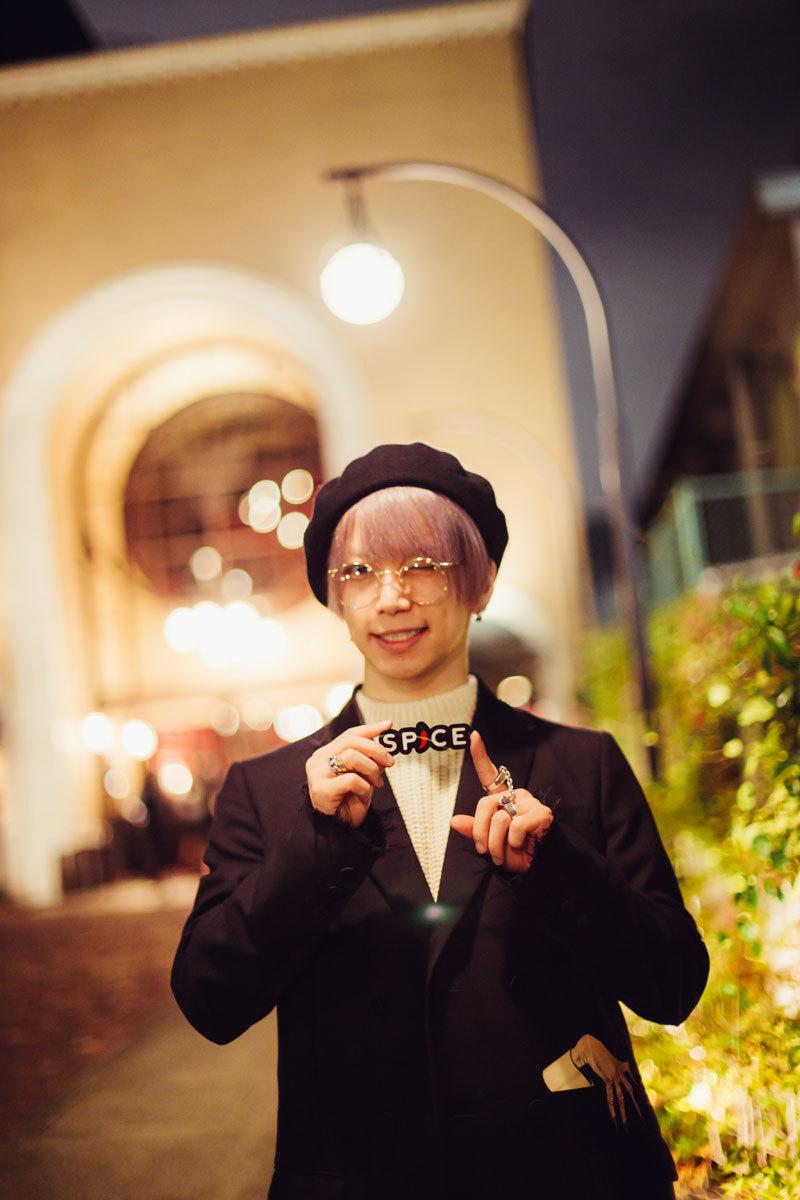 SuG/武瑠◇撮影:西槇太一