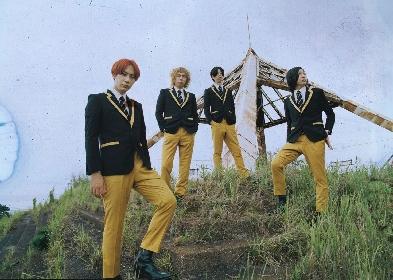 THE BAWDIES、アルバム『BLAST OFF!』発売記念でCD購入者対象の配信イベント開催決定