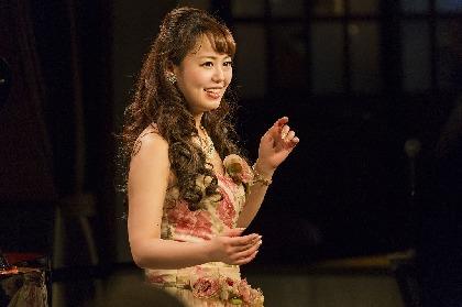 まるで春の女神! ソプラノ歌手鈴木玲奈の圧巻の歌声