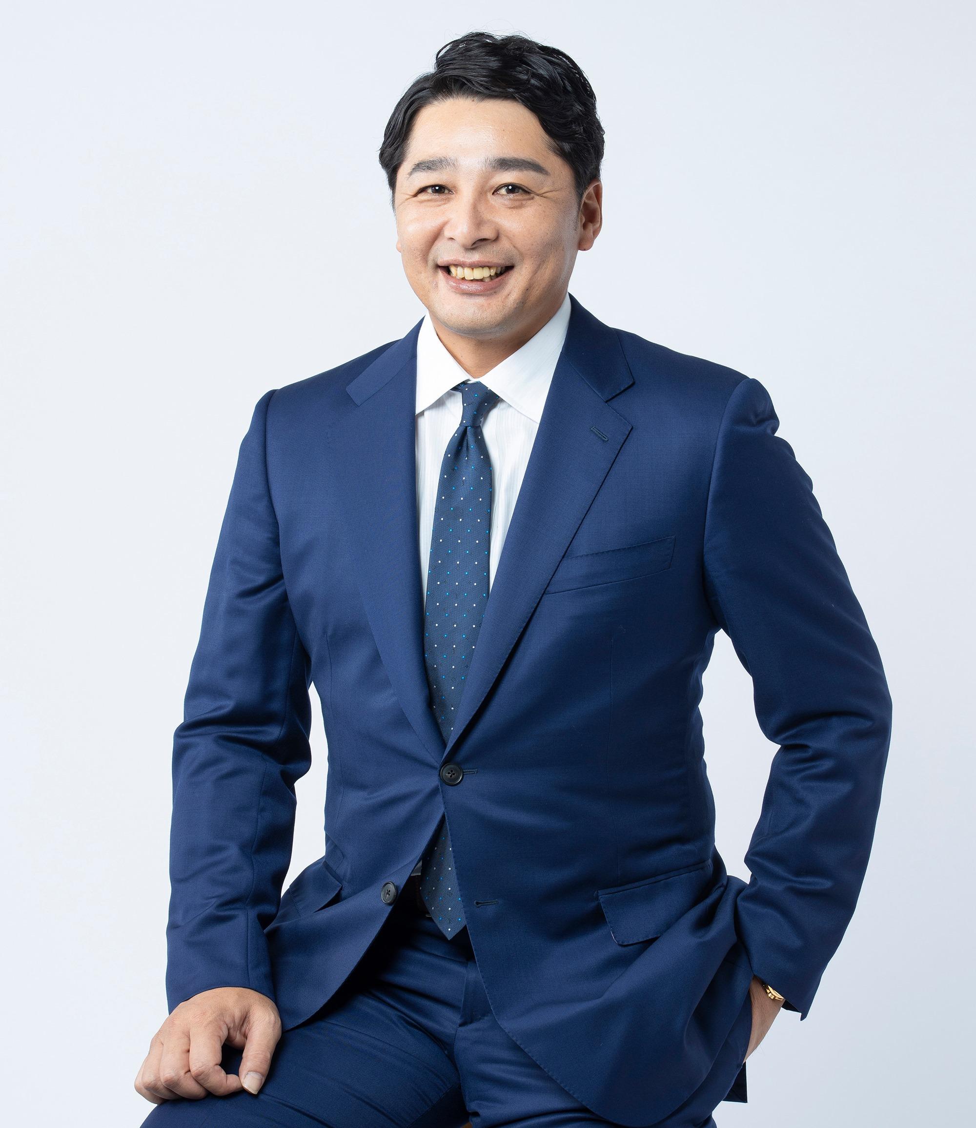 森野将彦氏