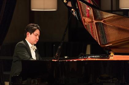 ピアニスト高木竜馬が魅せる、卓越したテクニックに裏打ちされた豊かな表現力の煌めき