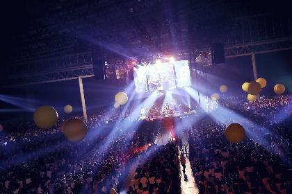 KEYTALK、初幕張メッセ単独公演のライブ映像作品を12月リリース 全30曲を収録