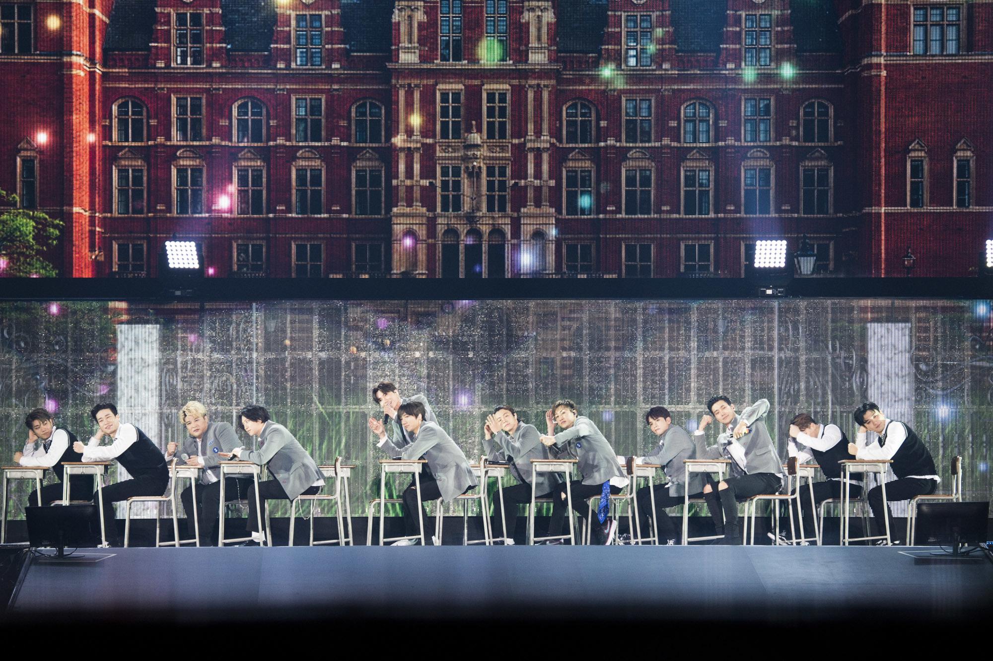 "『SUPER JUNIOR WORLD TOUR ""SUPER SHOW 7""』日本公演"