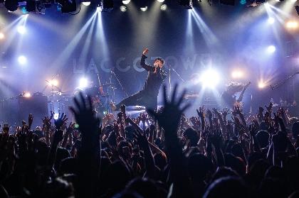 LACCO TOWER、結成17周年・恵比寿LIQUIDROOM公演で新曲「若者」ライブ初披露 セットリストのプレイリストも公開に