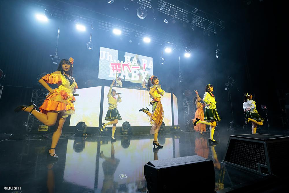 『Lyrical Lily×Merm4id 合同LIVE NYAN-NYAN SHAKE!』より (c)bushiroad All Rights Reserved.