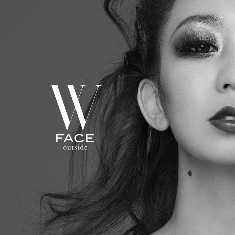 倖田來未『W FACE ~ outside ~』