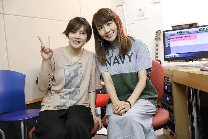 矢井田瞳とyui(FLOWER FLOWER)の初対談が実現 今夜オンエアのTOKYO FM『大家志津香のエン活!』で