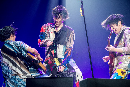 RADWIMPS、全国ツアー完走 6月20日の横浜アリーナ公演をレポート