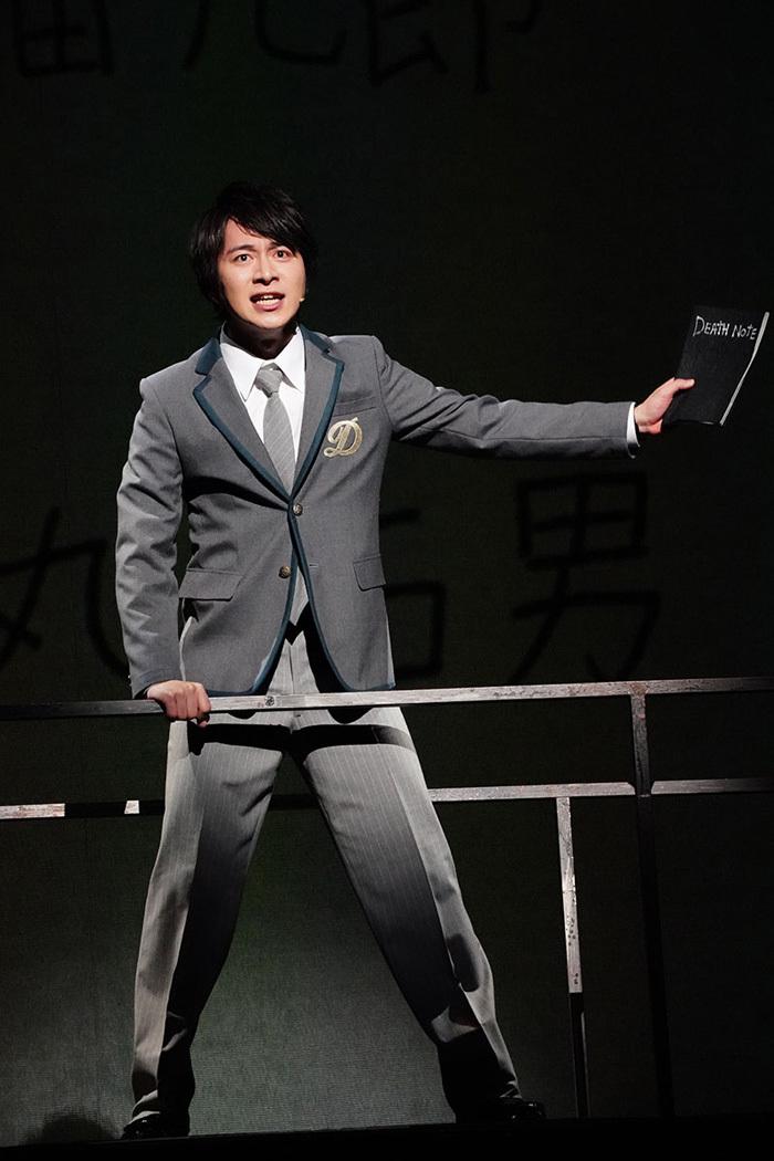 夜神月役 村井良大 提供:ホリプロ   (C)大場つぐみ・小畑健/集英社