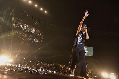 [Alexandros]、ZOZOマリンスタジアムでのライブ『VIP PARTY 2018』をYouTubeにてプレミア公開決定