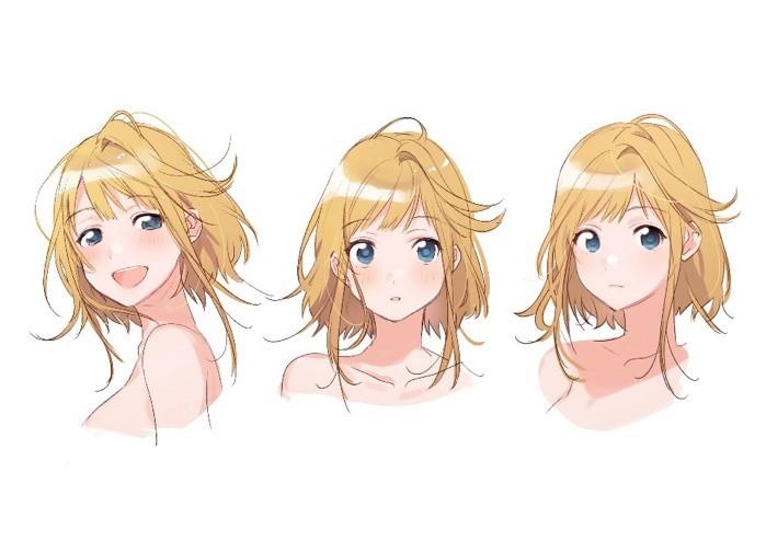 カミナリ アイ(ヤッターマン2号)キャラクタービジュアル表情