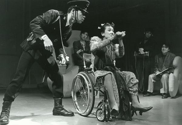 87年当時の公演写真
