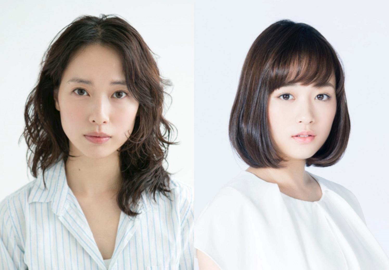 左から、戸田恵梨香、大原櫻子