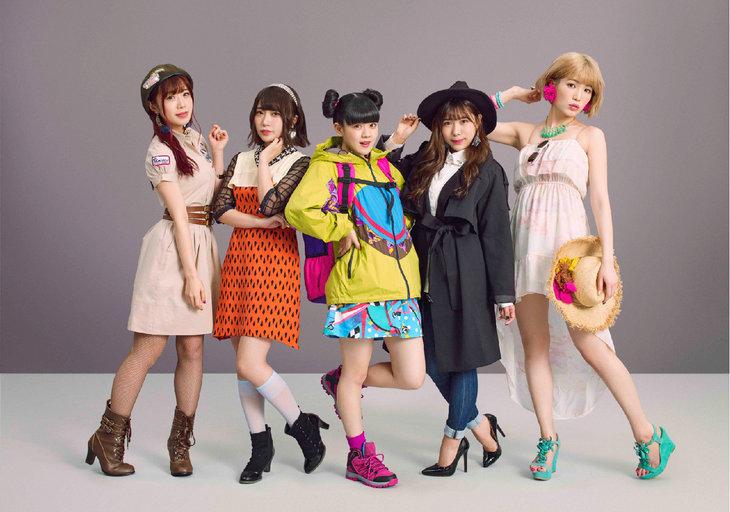ディアステージは5人の「DS☆ゲーム部」が登場