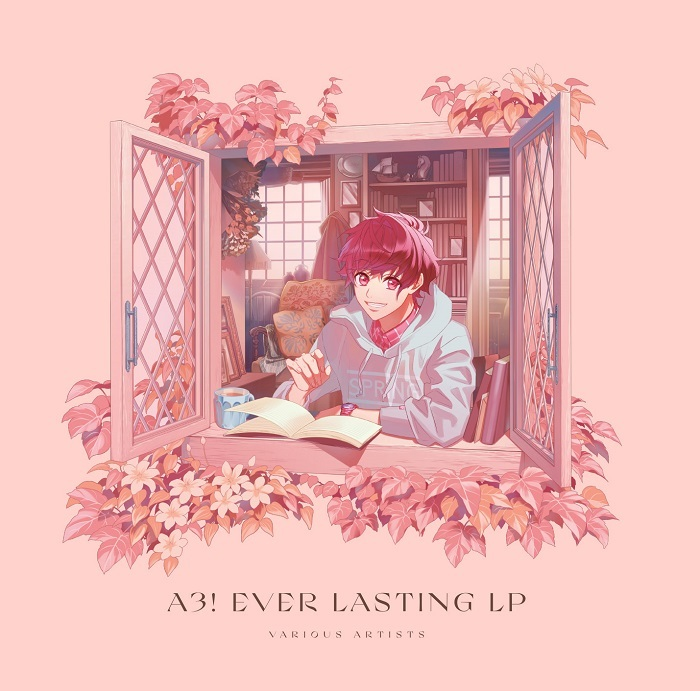 『A3! EVER LASTING LP』通常 (C)Liber Entertainment Inc. All Rights Reserved.