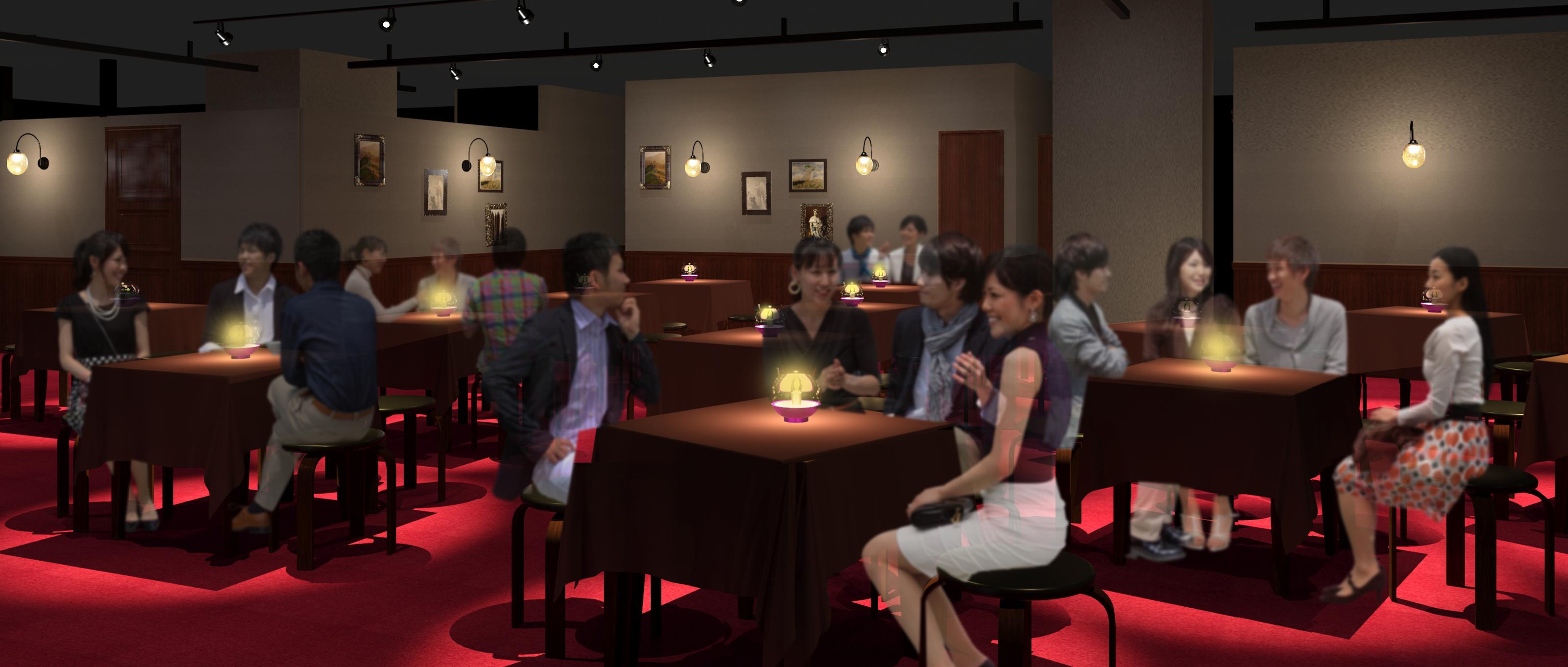 地下1階 ヒミツキチラボ(大ホール) リアル脱出ゲーム「沈みゆく豪華客船からの脱出」