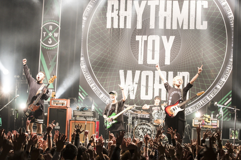 Rhythmic Toy World 撮影=西槇太一