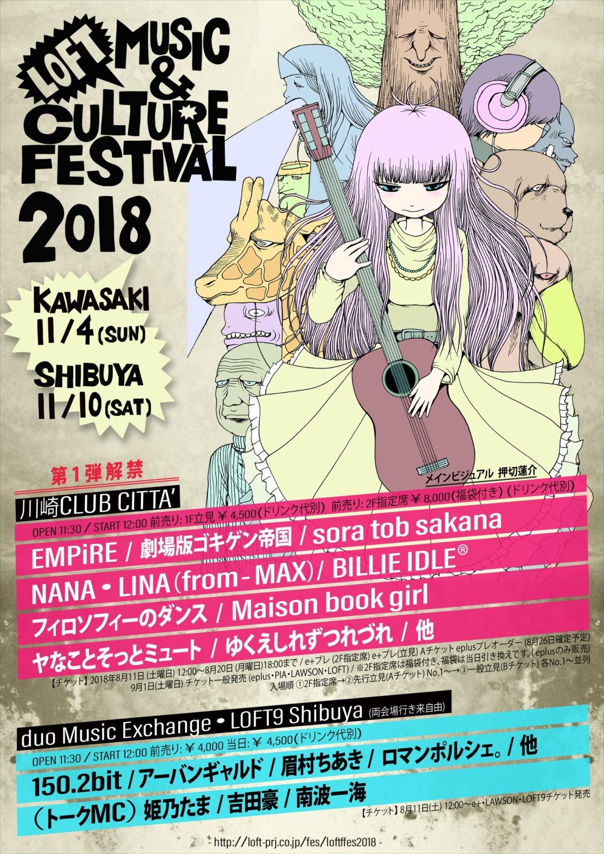 LOFT MUSIC&CULTURE FESTIVAL