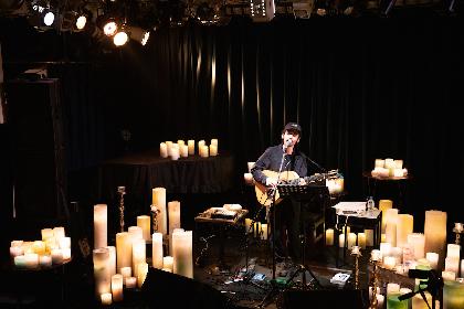 七尾旅人、Momらが出演の『Hiraeth-ヒラエス-』――ライブハウスに灯りをともしたそれぞれの歌