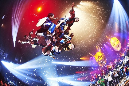 『フエルサ ブルータ』が人気ブランド「MIDDLA」「Theater products」とコラボ