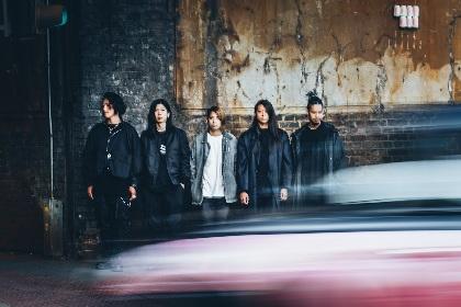 2021年に結成10周年を迎えるSurvive Said The Prophet、中止になっていた公演のリベンジツアーを東名阪で開催