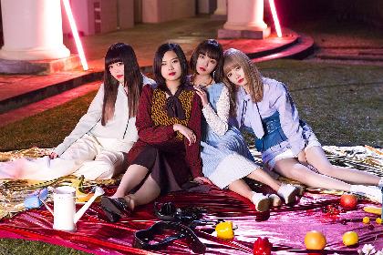 GIRLFRIEND、7月に恵比寿リキッドルームにて自身最大規模ワンマンライブ開催決定