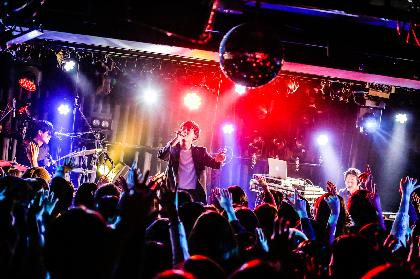 """向井太一に宿る静かな""""BLUE"""" ー大阪で初のワンマンライブをレポート"""