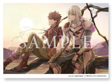 『劇場版 Fate/Grand Order』6週目来場者特典は「細居美恵子描き下ろしイラストカード(音声特典ストリーミングコード付き)」