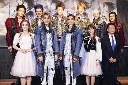 ミュージカル『ロミオ&ジュリエット』、スマホも登場する驚きの新演出でついに開幕