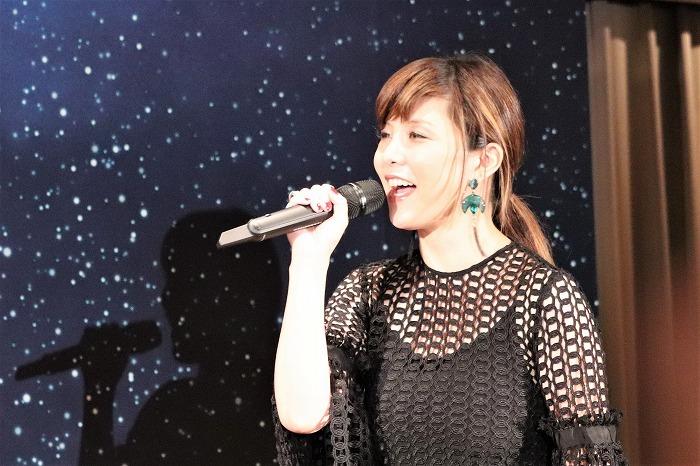 歌手としてのポテンシャルの高さを見せる矢沢洋子