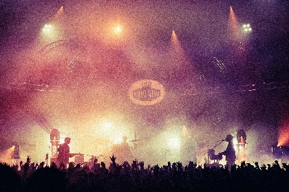 King Gnu 新アルバム『CEREMONY』2020年1月発売&初のアリーナ公演含む全国ツアー開催を発表