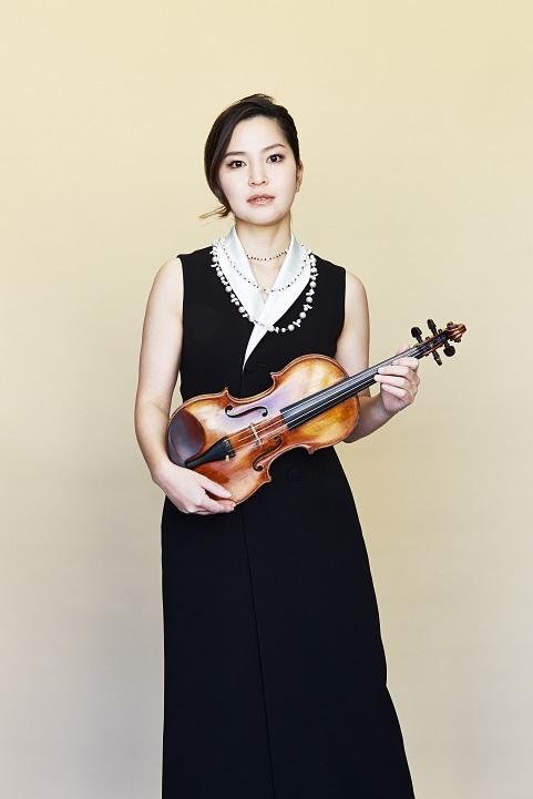 神尾真由子 (C)Makoto Kamiya