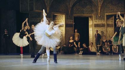 映画『パリ・オペラ座 夢を継ぐ者たち』ダンサーからダンサーへ伝えられる「心」