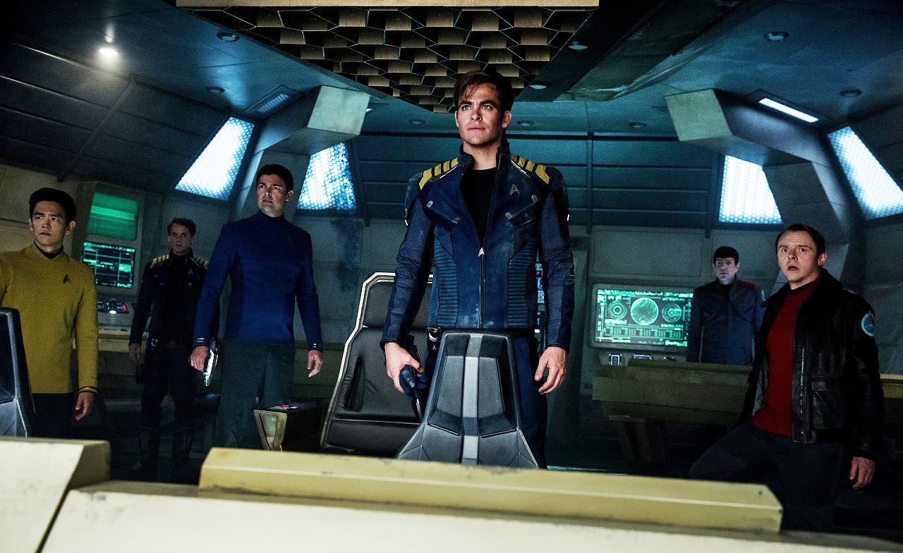 (C) 2016 PARAMOUNT PICTURES. ALL RIGHTS RESERVED.STAR TREK and related marks are trademarks of CBS Studios Inc.
